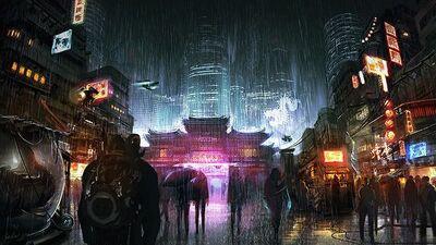Hong Kong (Shadowrun, Hong Kong)