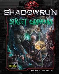 Shadowrun Street Grimoire - Front