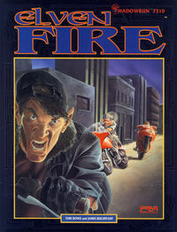 Source cover en Elven Fire
