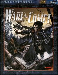Wake of the comet cover