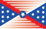 Flag of CAS