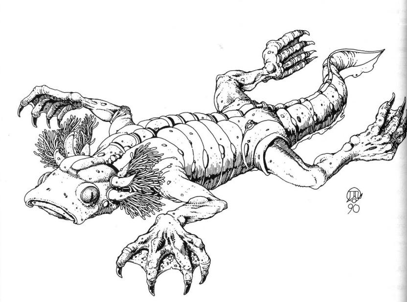 Critter Hellbender