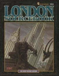 Source cover en London Sourcebook