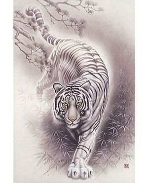 White Tiger (Internet)