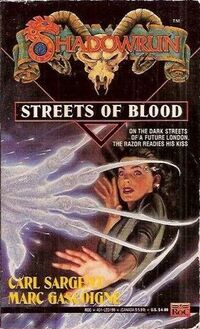 Source cover en Streets of Blood