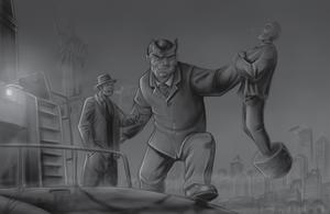 Mafia, Image I (Shadowrun Sourcebook, Vice)