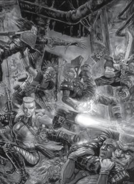 Gangs from Shadowrun Sourcebook, Vice