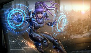 Technomancer (syncmax.deviantart.com)