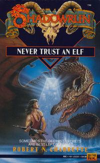 Source cover en Never Trust an Elf