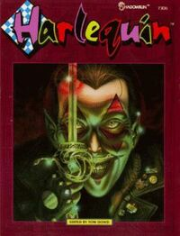 Source cover en Harlequin