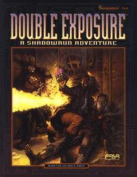Source cover en Double Exposure