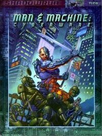 Source cover en Man and Machine