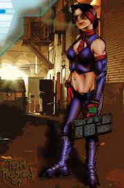 Laesa from Shadowrun Sourcebook, 10 Gangs