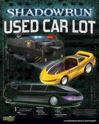 Source cover en Used Car Lot