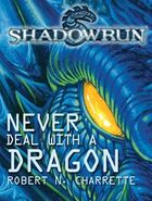 EBook-Cover Never Deal with a Dragon