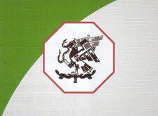 Flagge Aztlans (Scan)