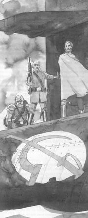 Russian Pirates from Shadowrun Sourcebook, Target - Smuggler Havens)