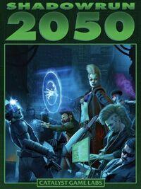 Source cover en Shadowrun 2050