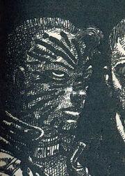 Striper portrait
