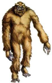 Critter Sasquatch (color)