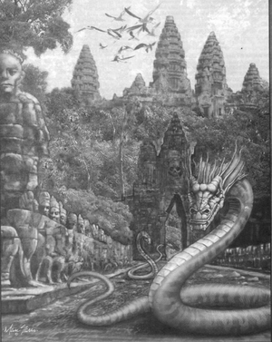 Angkor Wat (Shadowrun Sourcebook, Target Awakened Lands)