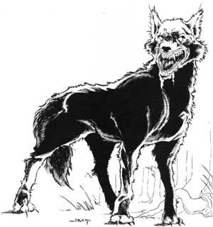 Critter Hellhound
