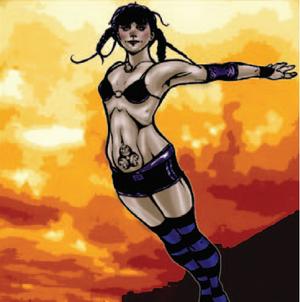 Konton from Shadowrun Sourcebook, 10 Gangs