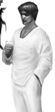 Domingo Ramos, David Cartel from Shadowrun Sourcebook, Ghost Cartels