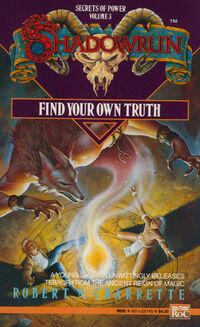 Source cover en Find Your Own Truth