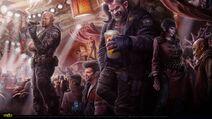 Troll beer orc cigar club