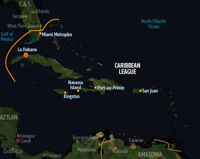 Caribbean League Shadowrun Wiki Fandom Powered By Wikia