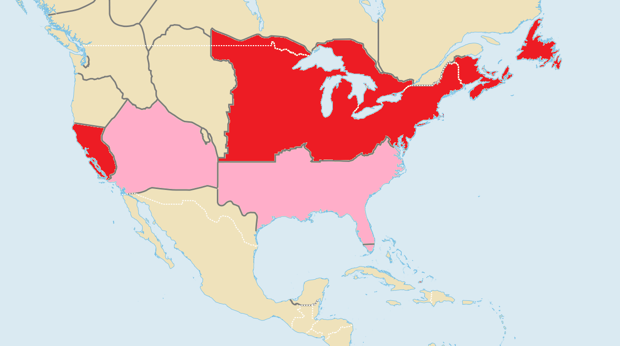 Shadowrun America Map.Jewish Syndicates North America Shadowrun Wiki Fandom Powered