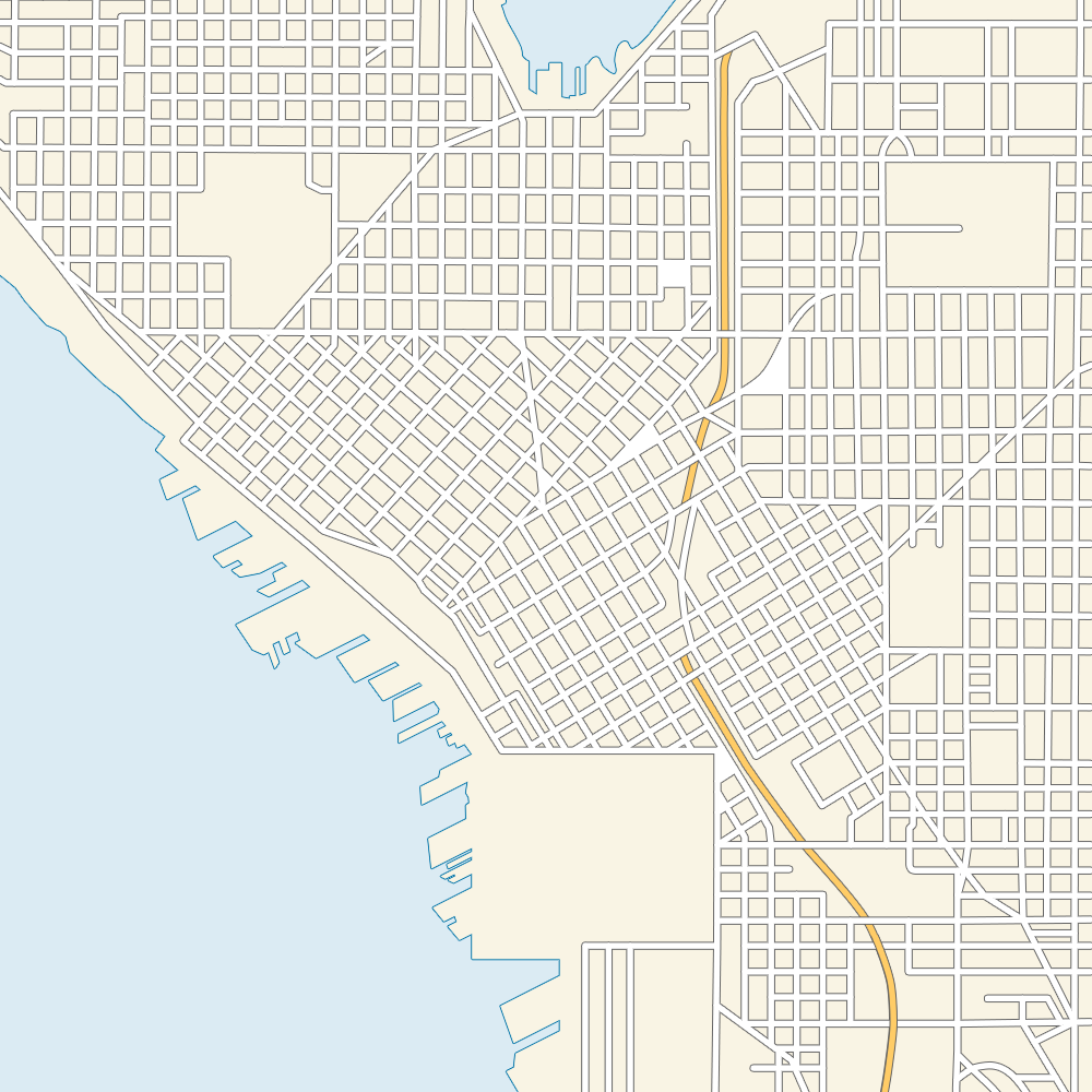 Map Seattle Downtown Shadowrun Wiki Fandom Powered By Wikia
