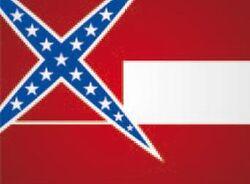 Flag of CAS since 2072