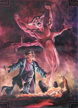 Aztlaner Blood Mage (Shadowrun Sourcebook, Aztlan)