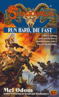 Source cover en Run Hard Die Fast