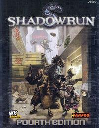Source cover en Shadowrun Fourth Edition