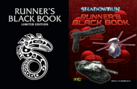 Runner's Black Book both Covers