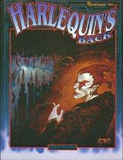 Source cover en Harlequins Back
