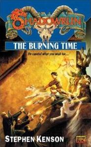 Source cover en The Burning Time