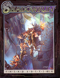 Source cover en Shadowrun Third Edition