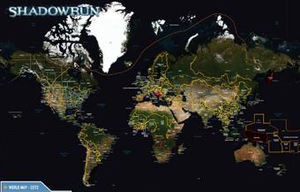 Geopolitical World | Shadowrun Wiki | Fandom
