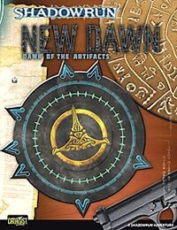 Source cover en Dawn of the Artifacts New Dawn