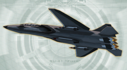 Su-41 Fixer (Shadowrun Sourcebook, Unfriendly Skies)