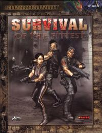 Source cover en Survival of the Fittest