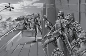 Fanti Pirates from Shadowrun Sourcebook, Vice