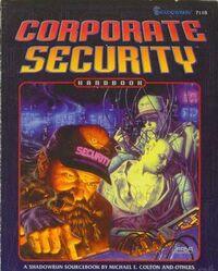 Source cover en Corporate Security Handbook