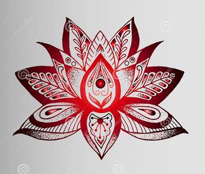Red Lotus (Iryna Izviekova, Dreamstime.com)