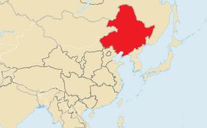 Manchuria (customized map from ShadowHelix)