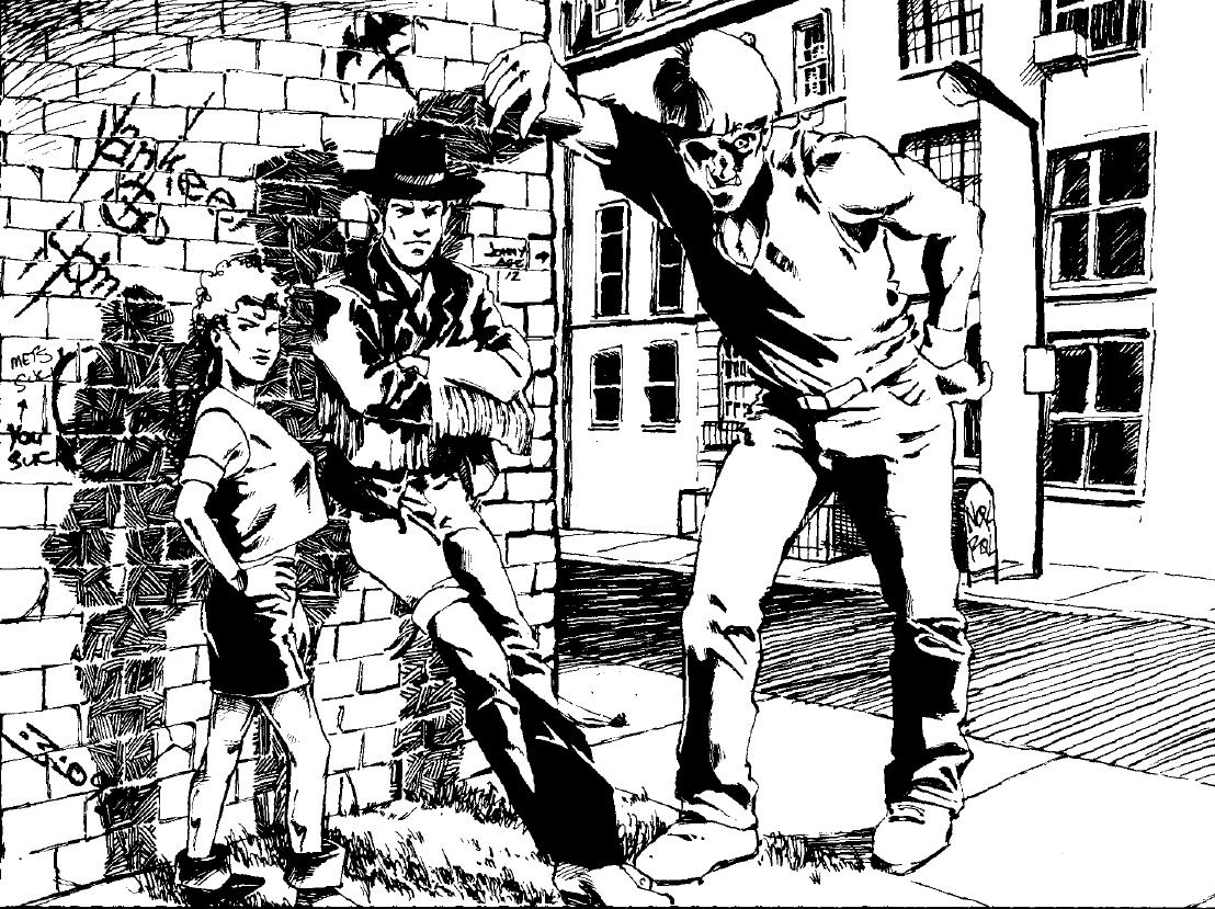 fb12e03bf New York City | Shadowrun Wiki | FANDOM powered by Wikia